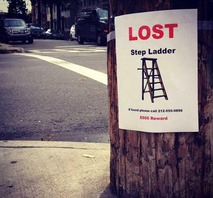 Favorite Ladder
