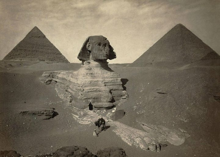 Exposing                                                          the Sphinx