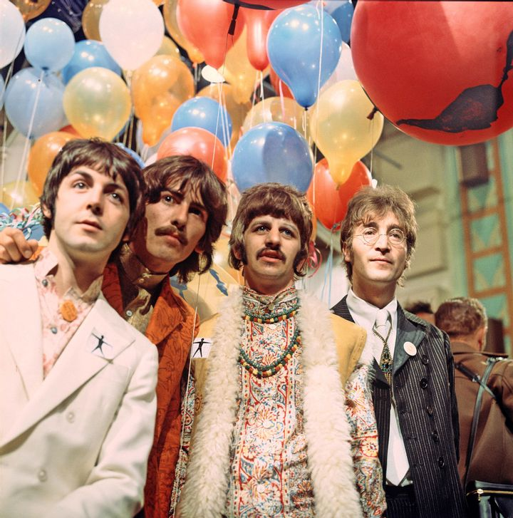 """Lucy in the Sky with Diamonds"" by The Beatles"