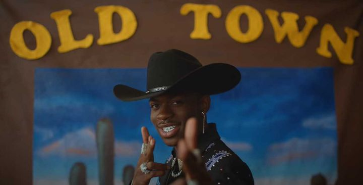 """Old Town Road"" by Lil Nas X"