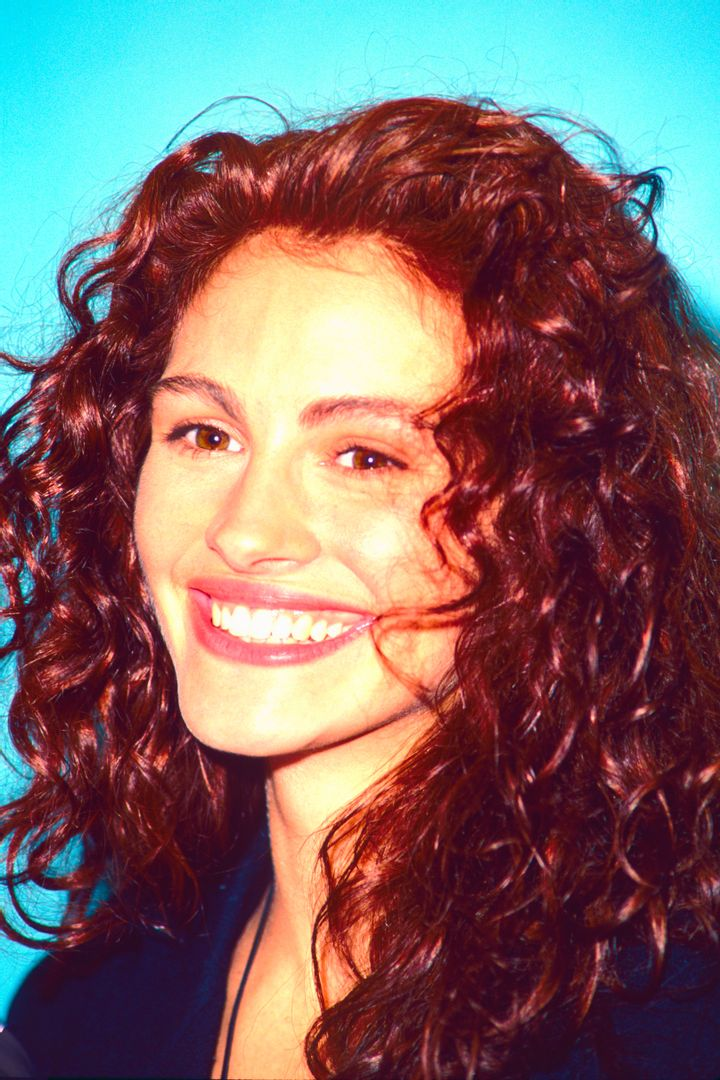 1989—Long, Natural Curls