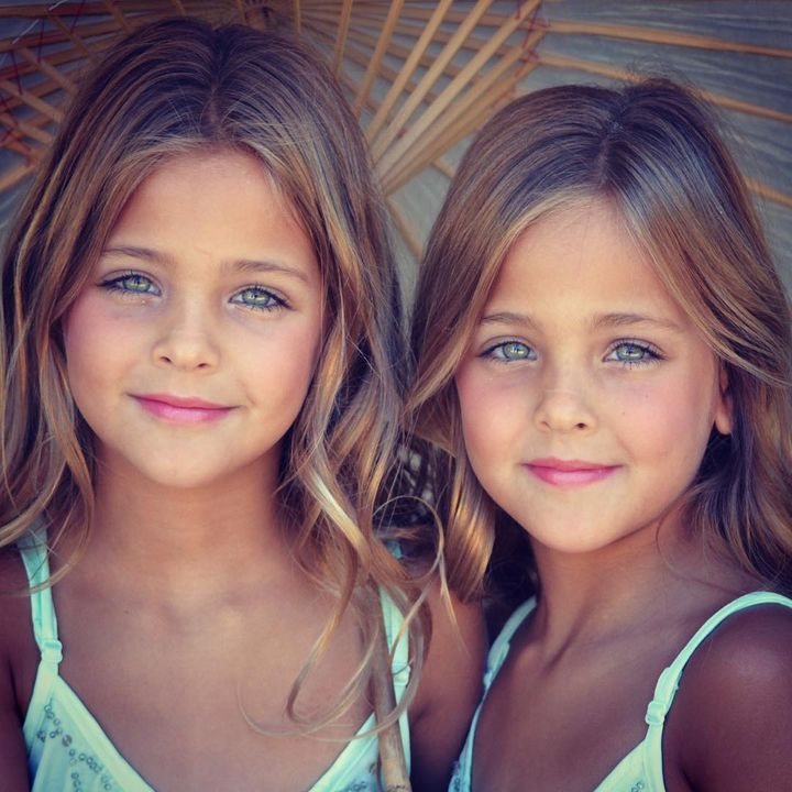 People Can't Stay Immune to the Beauty of the Twins